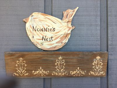 Photo for Nonnie s Nest- Relaxing in Comfort