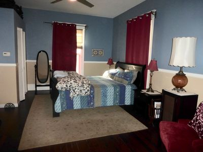 Photo for Room in Award Winning 1870 Victorian House in Midtown