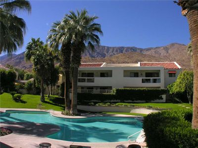 Photo for Cozy and Spacious Canyon Granada condo in South PS w/ pools, spas & tennis courts!