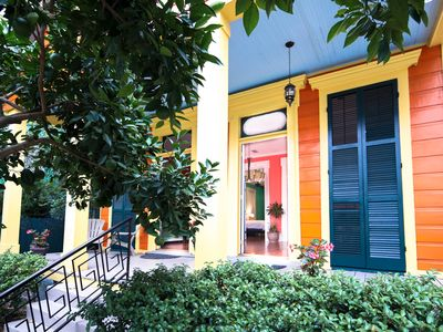 Photo for Vibrant, Updated Home In The Heart of the Popular Lower Garden District