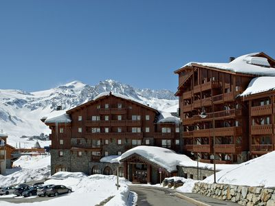 Photo for Deluxe and atmospheric apartments directly on the Piste.