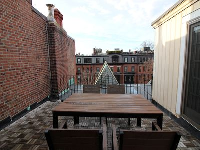 Photo for Back Bay Boston Furnished Apartment Rental - 296 Marlborough Street Unit 7