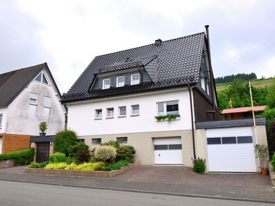Photo for A completely new and comfortably furnished holiday home in a perfect location in Sauerland.