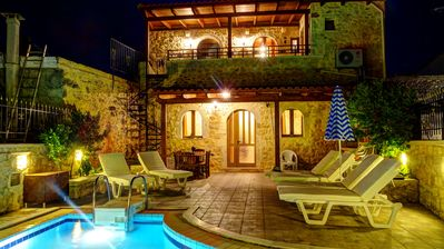 Photo for Villa Andriana - Traditional Luxury