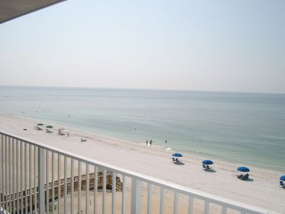 Photo for Gulf Front  2BR/2 BA; Free Beach Serv; (2) WiFi TVs to connect to Netflix, etc.