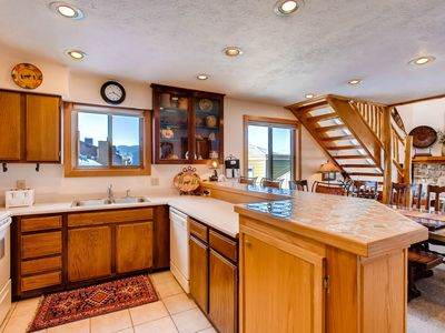 Photo for Huge, 4 Br Condo With Mountain Views