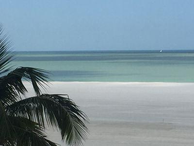 Photo for Your Next Island Getaway at this Beachfront 1 Bed 1.5 Bath!