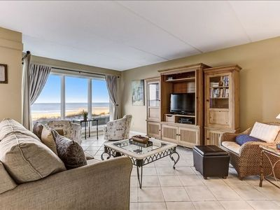 Beautiful Oceanview, just steps to the beach.  Oceanfront Balcony, pool.