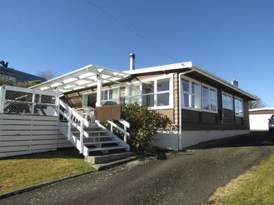 Photo for Chad Street - A real Kiwi Bach, large enough for the whole family and walking distance to Lake