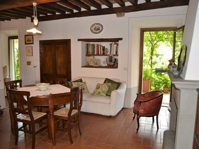 Photo for Casa dell'Ermanna is the ideal place to stay in Cortona