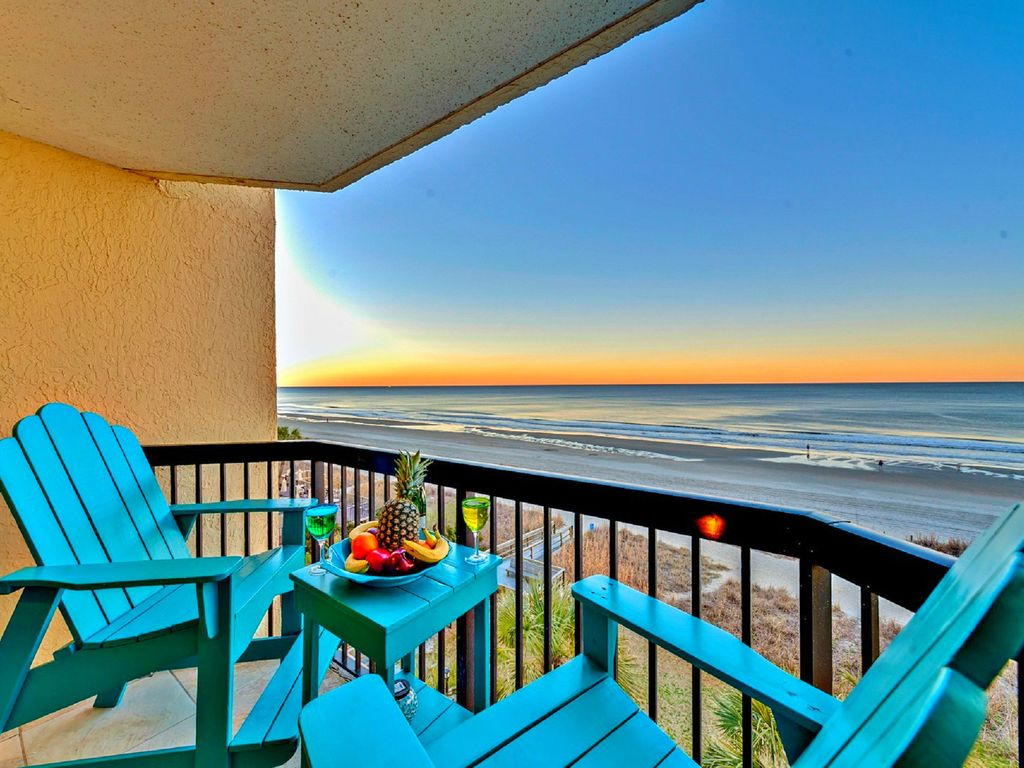 Wow Compass Cove Direct Oceanfront End Condo 60 Tv Xboxone Netflix Sleeps8 Tile Vrbo