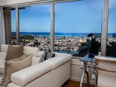 Photo for Unobstructed Ocean View Spacious Two Bedroom Suite April May Special !!