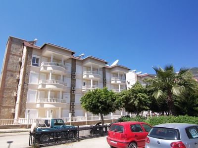 Photo for Apartment in Alanya center at Cleopatra beach!