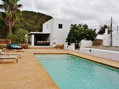 Photo for Beautiful and quiet Ibizan country house