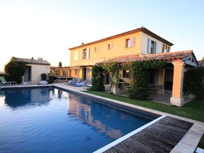 Photo for The houses and villas of Pont Royal in Provence - Maeva Individual - Mas 5 Rooms 8 people Exclusive