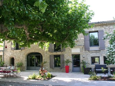 Photo for SUPERB PROPERTY WITH HEATED POOL NEAR THE VILLAGE
