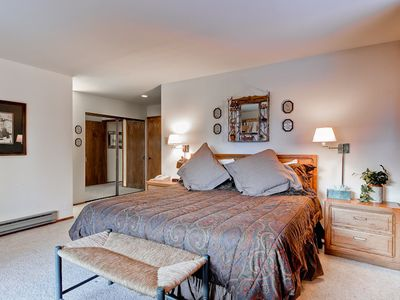 Photo for Three Bedroom Plus Loft with Room for Up To 10 Guests