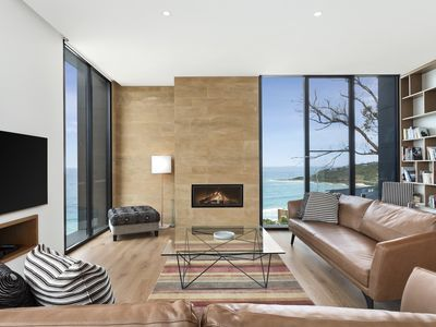 Photo for Iluka Blue - Striking brand new property with stunning ocean views!