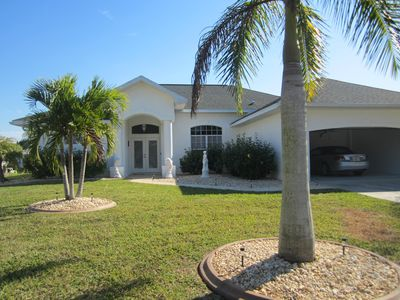 Photo for Dream Villa with Pool, Minutes from Gulf of Mexico (Cape Corel) SPECIAL PRICE