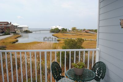 Oasis On The Bay 107 Bayfront Balcony View