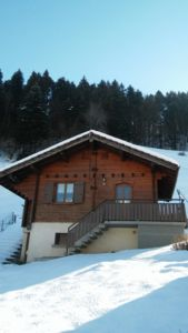 Photo for RENOVATED CHALET located between the resorts and Lake Annecy