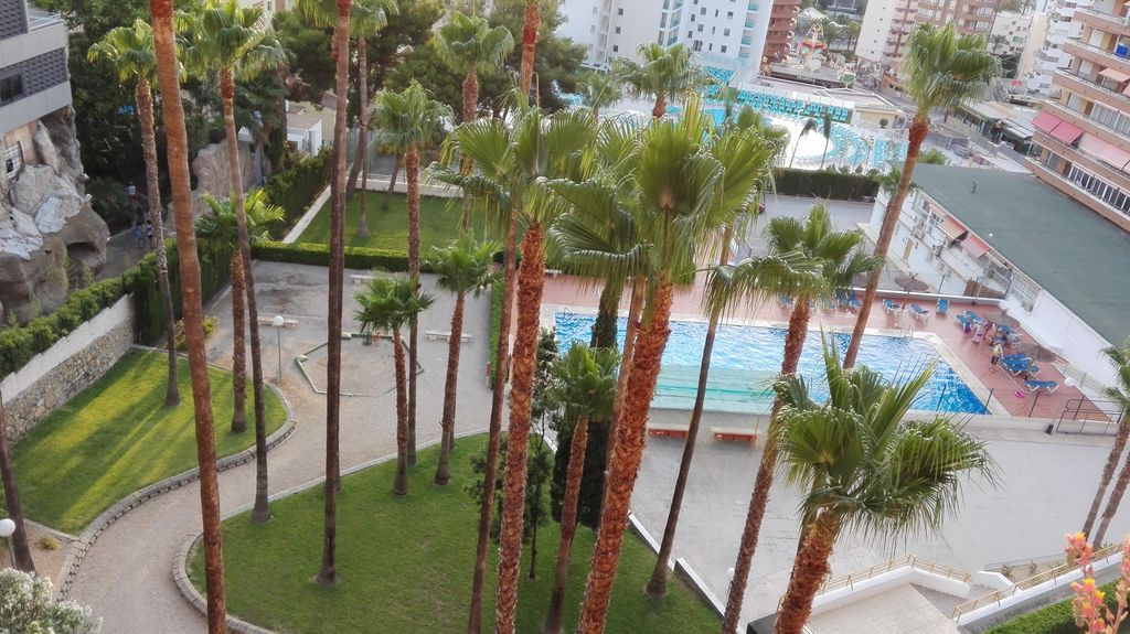 El gant appartement benidorm avec piscine parking et for Jardin de benidorm
