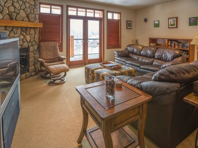 Photo for SilverTip Ski In Condo @ RED + Discounted Lift Tickets