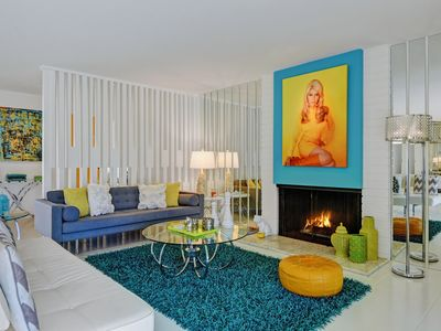 Photo for Hollywood Regency Perfection in South Palm Springs