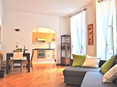 Photo for Closed to Vatican, charming apartment in the heart of Rome