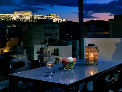Photo for Ater Albus Senior Loft with Acropolis View by K&K