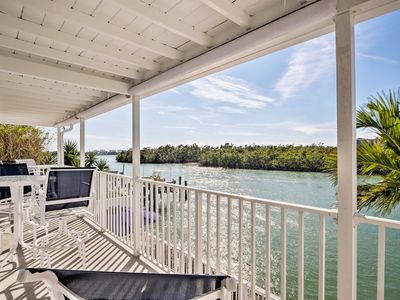 Photo for 'Sunset Suite' Marco Island Condo w/ Dock & Pool!