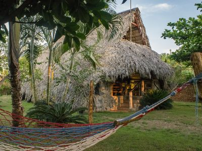 """Photo for """"Chalet Tropical"""", unusual chalet/villa into the last tropical paradise of DR"""