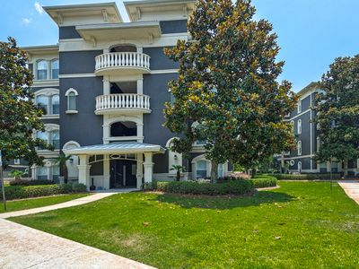 Photo for Seaview Villas A102: 3 BR / 3 BA condominium in Seagrove Beach, Sleeps 10