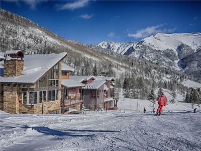 Photo for Warming Hut: True Ski-in/Out, Hot Tub, Video Wall, Pool Table, Shuttle