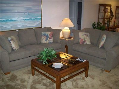 Photo for Spacious 3 Bedroom Villa Walking Distance to Beach