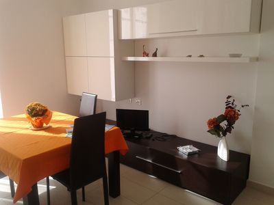 Photo for Borghetto Di Vara: Apartment at Borghetto di Vara, 4-6 persons, 20 min to the sea, private parking