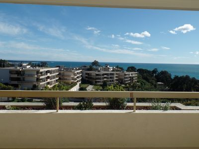 Photo for 209L LAUR - Superbe appartement, terrasse vue mer - Apartment for 6 people in Cannes