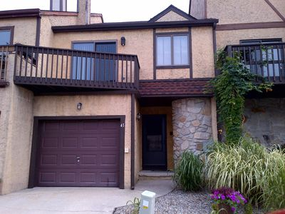 Photo for Big 3BR/2.5Ba Townhome - 4 Decks - Steps To The Beach