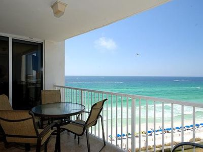 Photo for Shoreline Towers 1104 - Upgraded two bedroom unit with great views of beach!!
