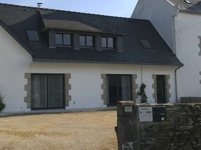 Photo for 2BR Apartment Vacation Rental in Clohars-Carnoët, Bretagne