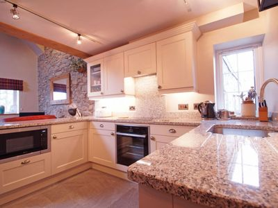 Photo for Vacation home Stabal y Penrhyn in Abersoch - 5 persons, 2 bedrooms