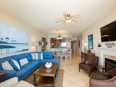 Photo for Adagio Beachfront Condo A-202,  Only Steps Away from The Gulf! Great Reviews