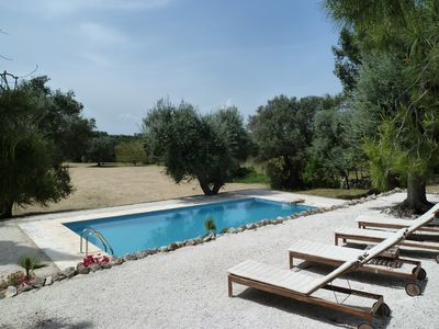 Photo for 16th Century Trullo in Carovigno, Nr. Ostuni, with Large, Entirely Private, Pool