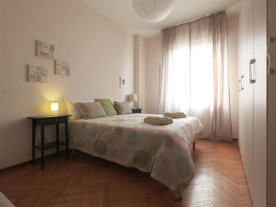 Photo for Two rooms apartment next to the metro line Lodi
