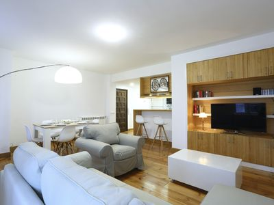 Photo for ANDAGOIA: Comfortable and renovated in the old town