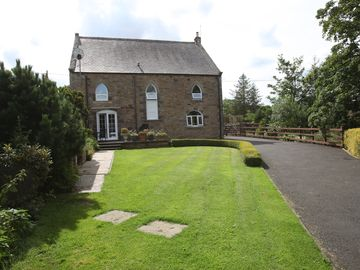 Converted Chapel in designated Area Of Outstanding Natural Beauty  AONB