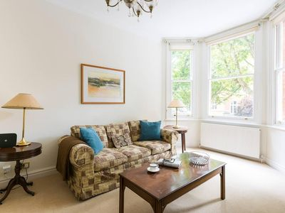 Photo for Traditional 1BR Flat in Maida Vale