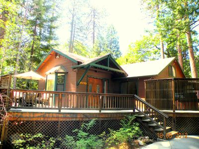 Photo for Twain Harte Vacation At Its Best! Lake Privileges, Central Location!