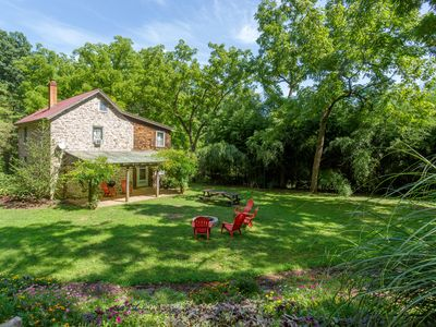 Photo for DUTCH COUNTRY COTTAGE, nestled in beautiful Lancaster County!! Very secluded !!