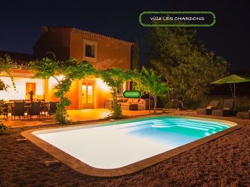 4 VILLAS**** 4 pools in prestigious Verdon's Gorges and lakes from 1090€ /7days - CHARDONS****Exceptional and natural about 1090€ per week